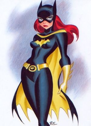 Batgirl - my fav comic book character