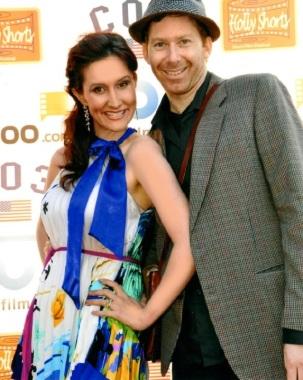 Bayou Bennett & Daniel Lir Holly Shorts Red Carpet Hollyshorts
